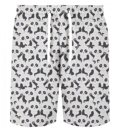 Panda Everywhere shorts