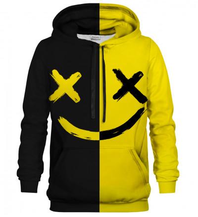 B&G Face hoodie