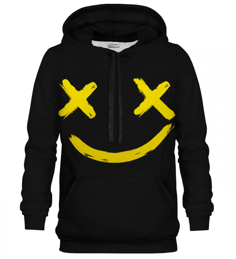 Golden Face hoodie