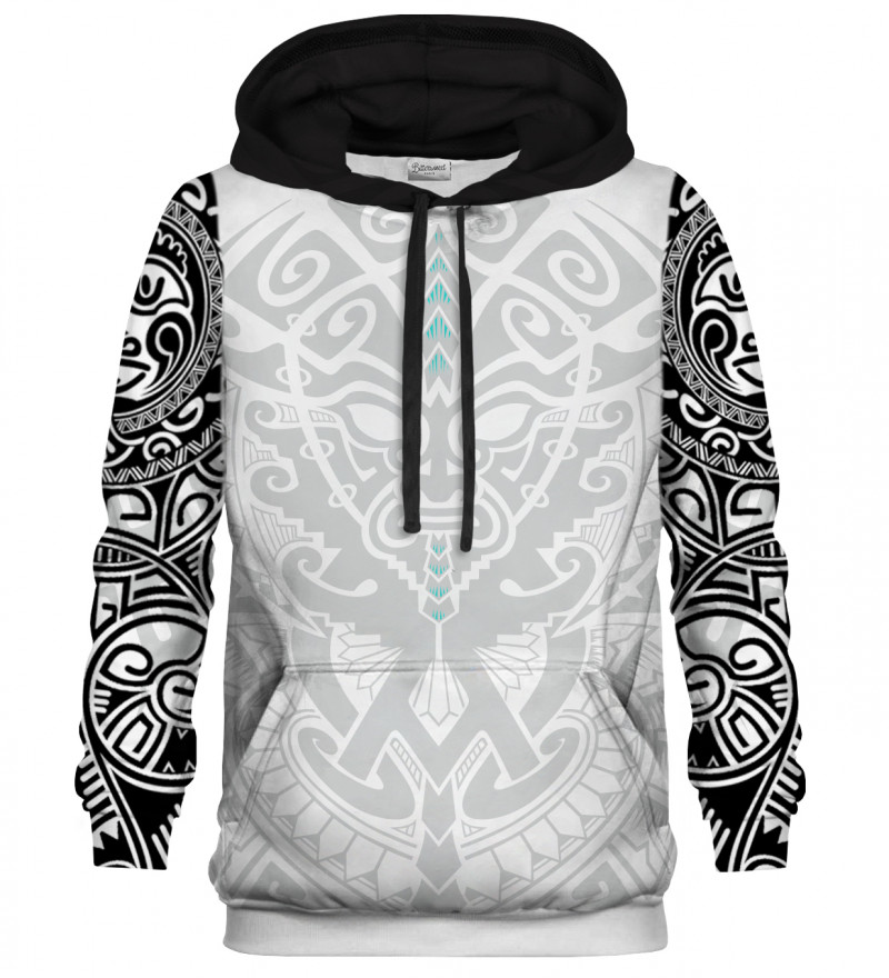 Polynesian Tattoo hoodie