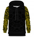 Bluza z kapturem Polynesian Gold Tattoo