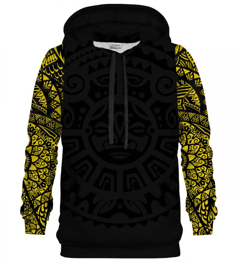 Polynesian Gold Tattoo hoodie