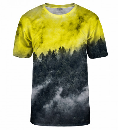 Mighty Forest Yellow t-shirt