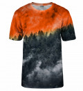 Mighty Forest Orange t-shirt