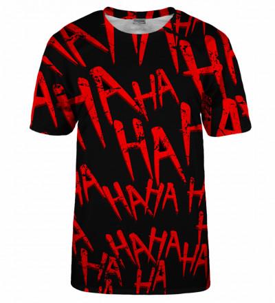 Just Hahaha Red t-shirt