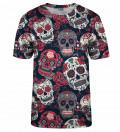T-shirt Cara de Muerte