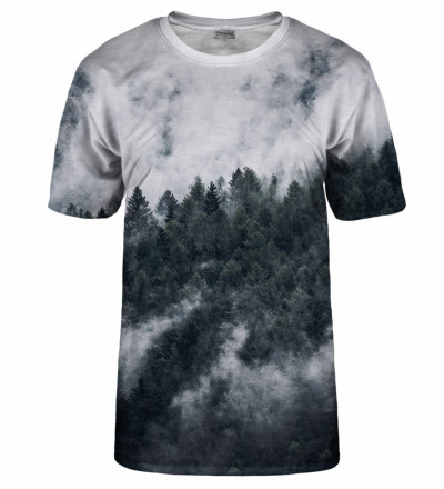 Mighty Forest Grey t-shirt