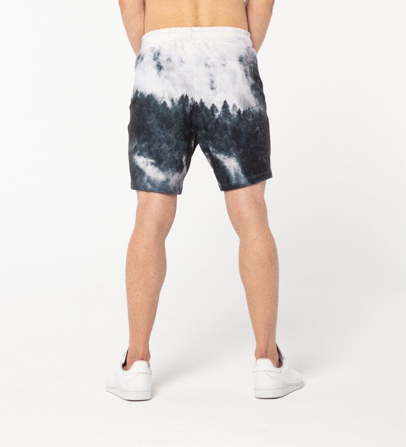 Mighty Forest Grey shorts