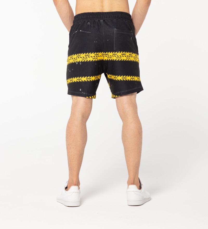 Danger shorts
