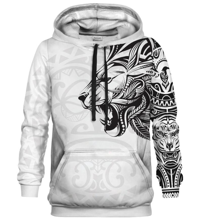 Polynesian Lion hoodie