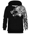 Scandinavian Wolf hoodie