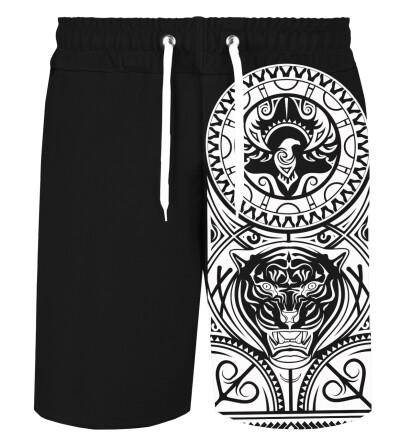 Maori Sign shorts