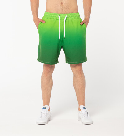 Green Gradient shorts