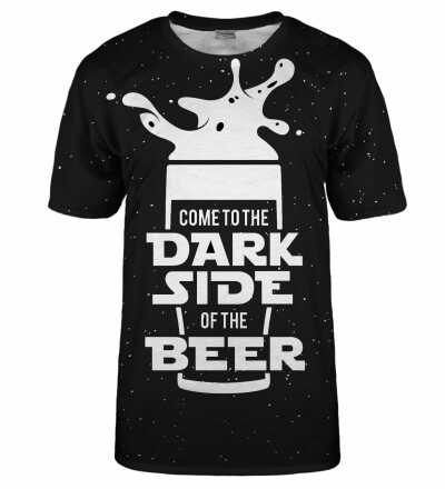 Dark side of the Beer t-shirt