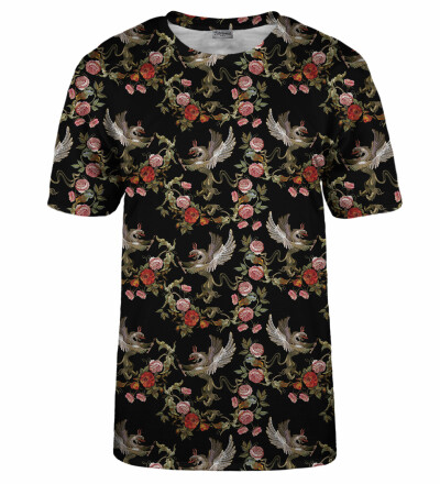 Embroidery Griffin t-shirt