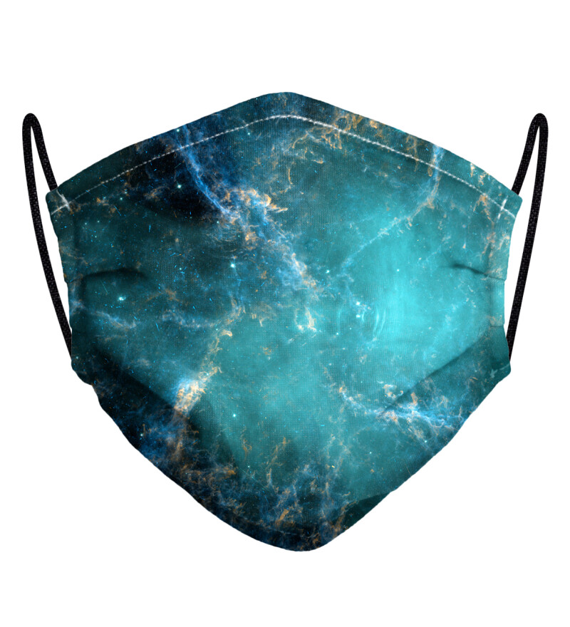 Galaxy Abyss face mask