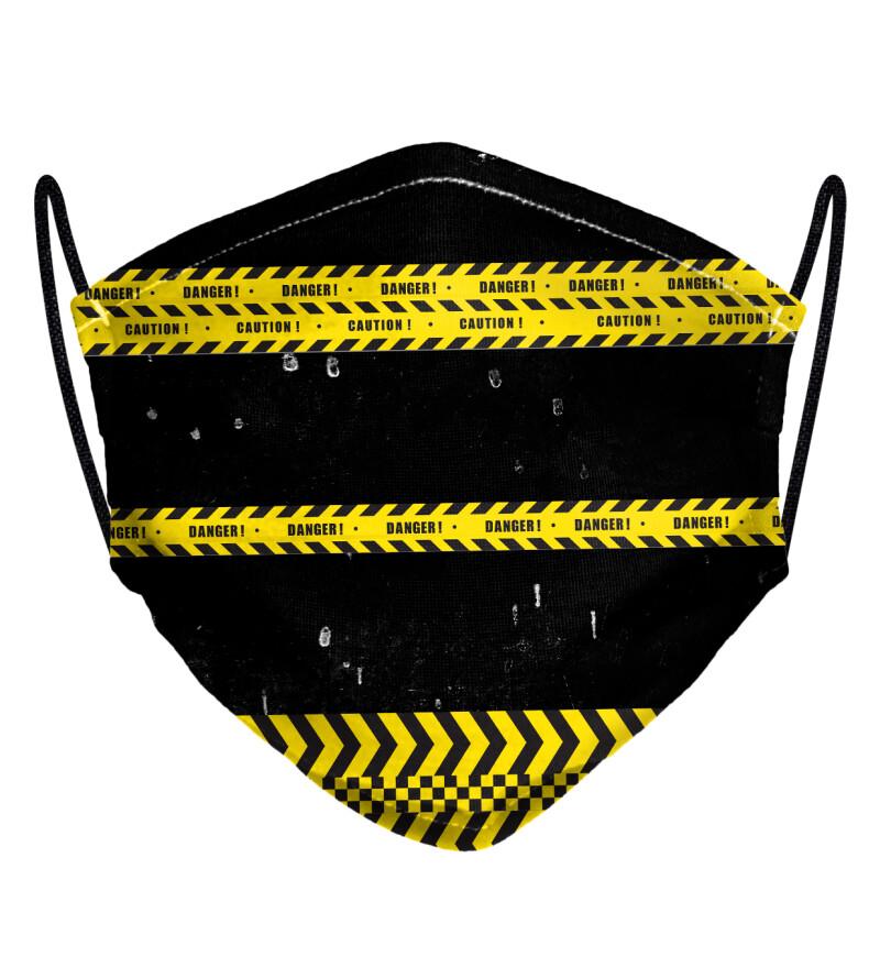 Danger face mask