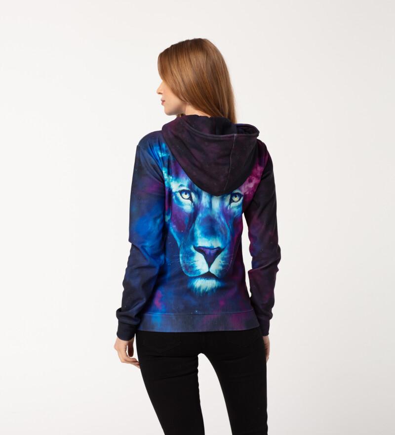 Firstborn womens zip up hoodie