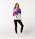Painter womens zip up hoodie