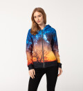 Safari womens zip up hoodie
