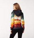 Tree womens zip up hoodie