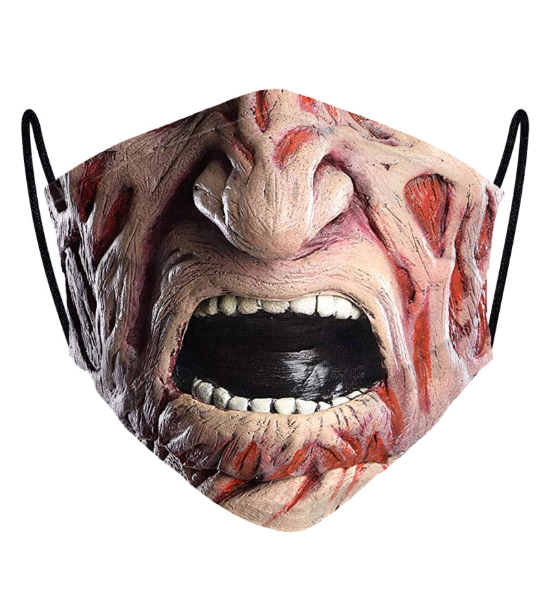 Freddy face mask