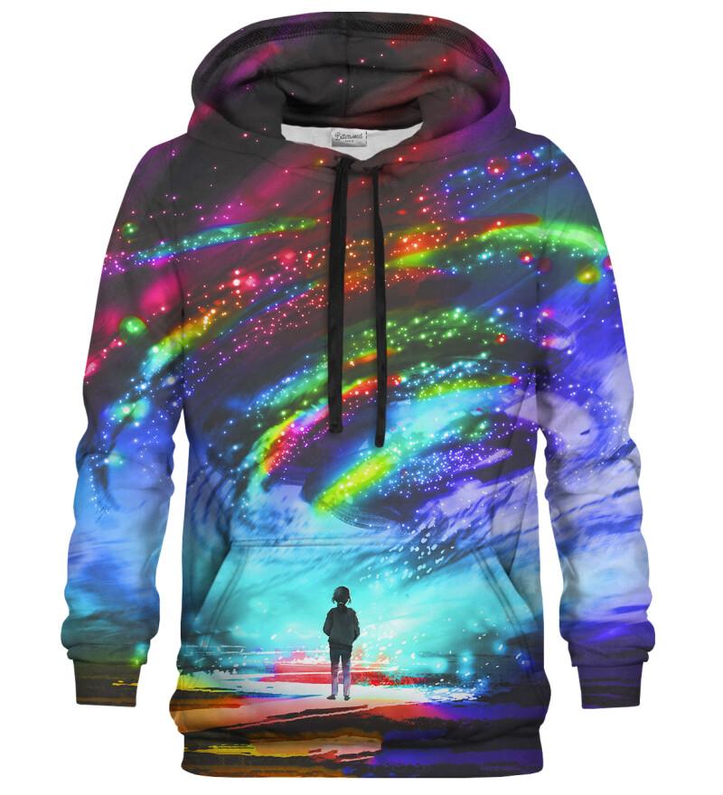 Bluza z kapturem Colorful Spiral