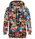 Choose your hero hoodie
