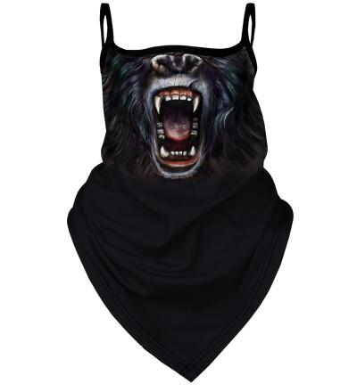 Gorilla bandana face mask