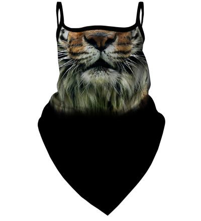 Tiger bandana face mask