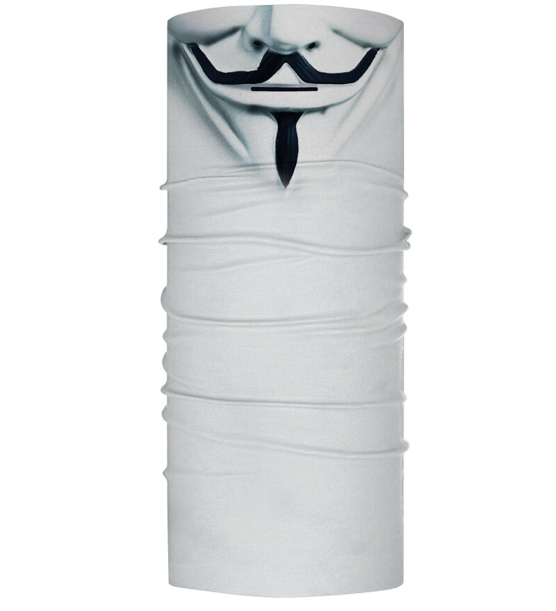 Anonymous neck warmer