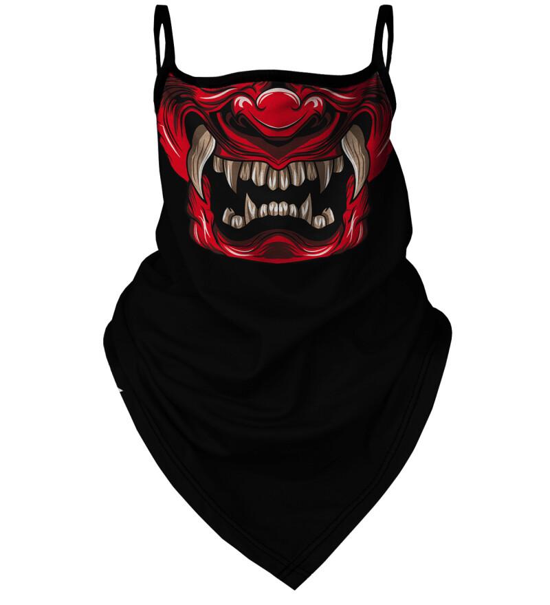 Ghost bandana face mask