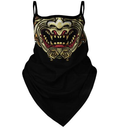 Samurai bandana face mask