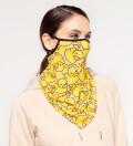 Rubber Duck womens bandana face mask