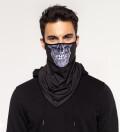 Bandana Grey Skull