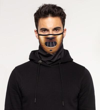 Hannibal bandana face mask