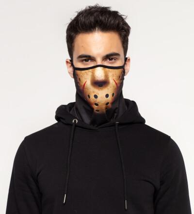 Hockey bandana face mask