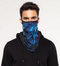 Galaxy Team bandana face mask