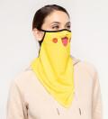Pika Pika womens bandana face mask