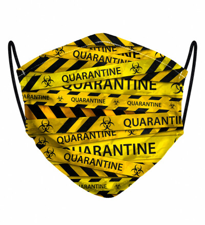Quarantine womens face mask