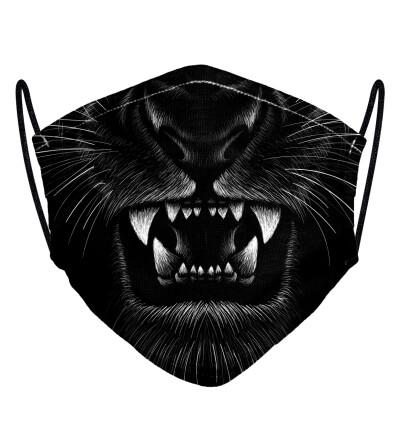 Damska maseczka Tiger Face