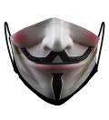 Anonymous womens face mask
