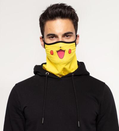 Pika Pika bandana face mask