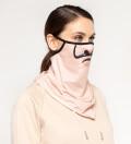 Ciao womens bandana face mask