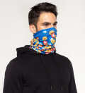 React neck warmer