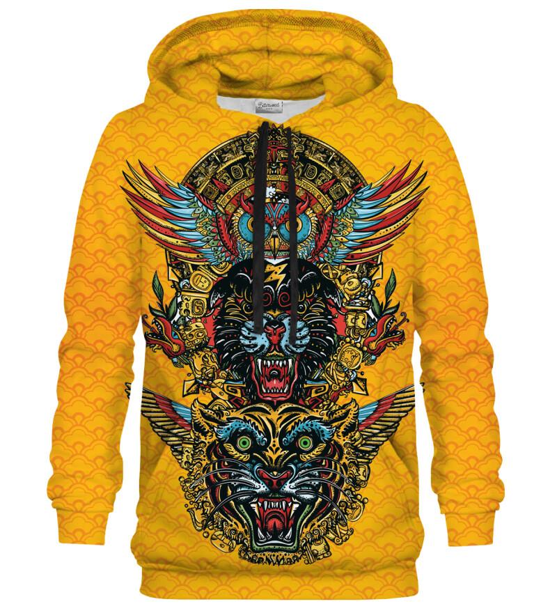 Ancient Totem hoodie