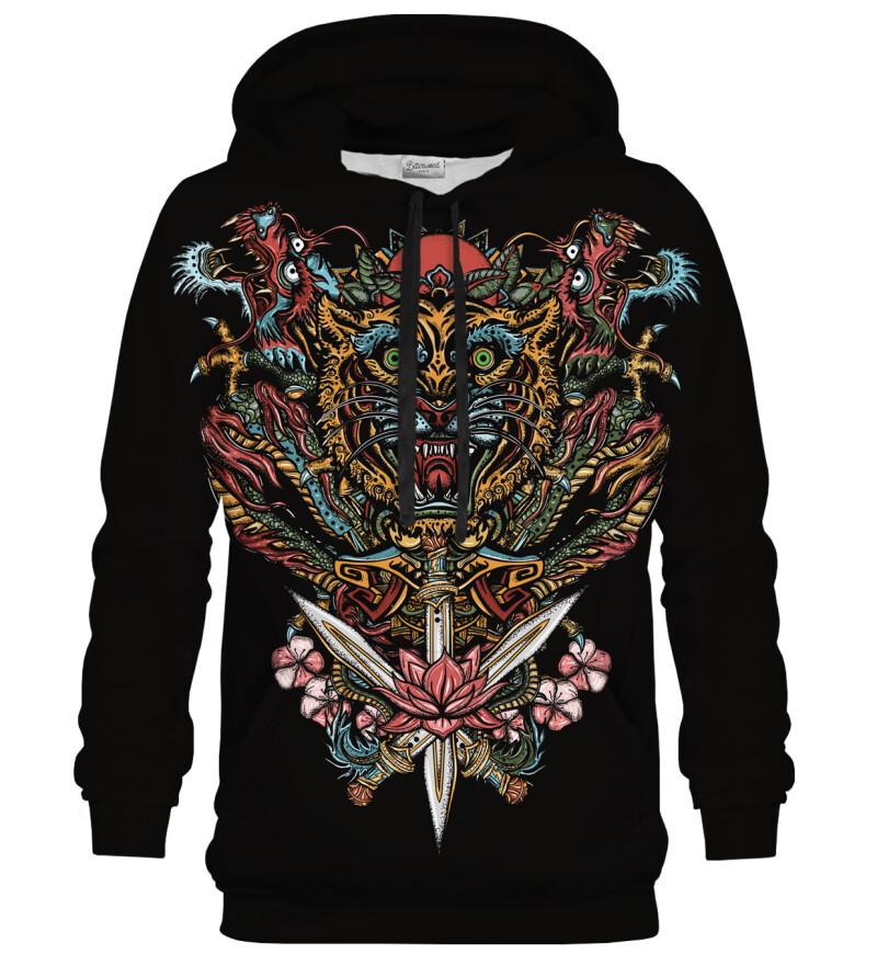 Bluza z kapturem Totem