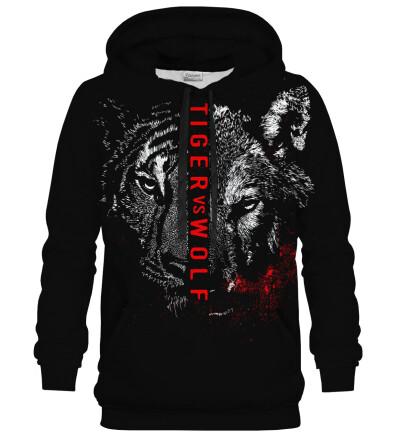 Tiger & Wolf hoodie