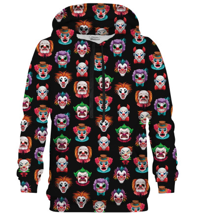 Bluza z kapturem Clowns