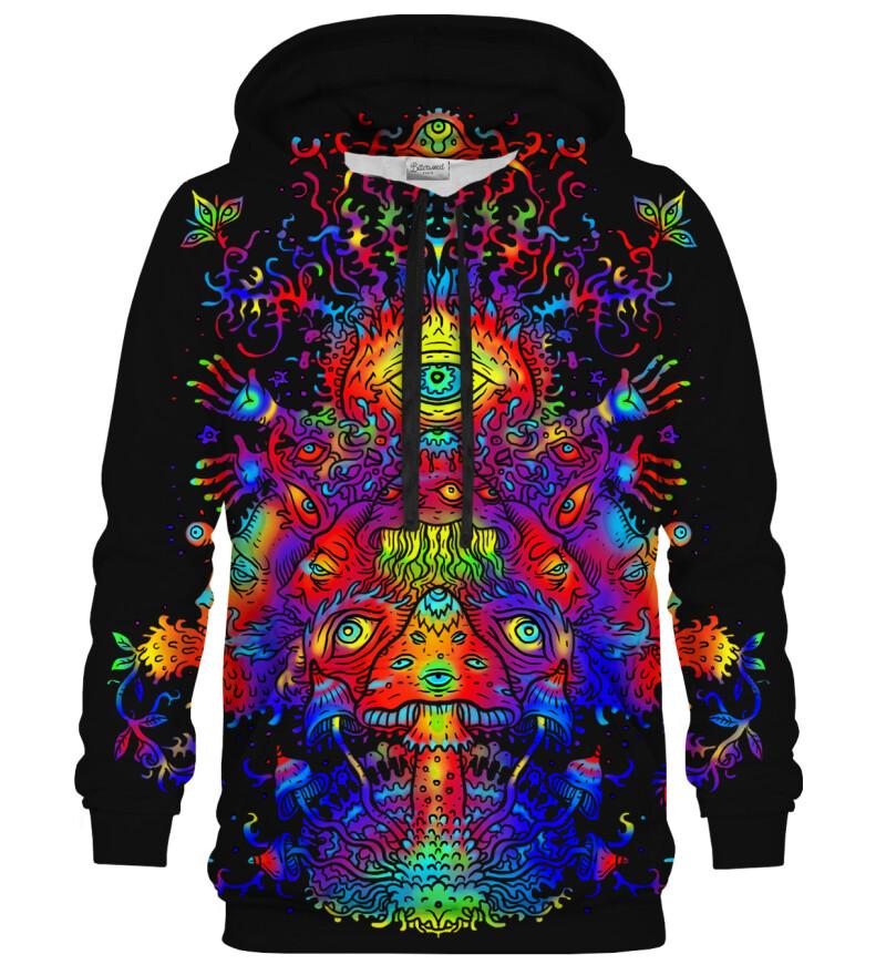 Bluza z kapturem Psychedelic